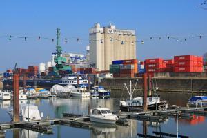 Gernsheimer Hafen